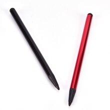 Crayon capacitif de stylet décran tactile de stylo résistif de 2 en 1 pour le stylo capacitif de PC de téléphone portable dipad de tablette