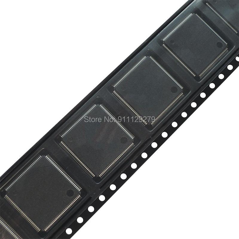 (1-5 Stuk) 100% Nieuwe NPCE586HA2MX NPCE586H NPCE586HA2 NPCE586HA NPCE586HAZMX 586 QFP-128 Ic Chipset