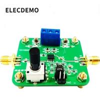 VCA810 Module Voltage Control Gain Amplifier Adjustable Gain -40dB to +40dB Electronic Race Module Genuine