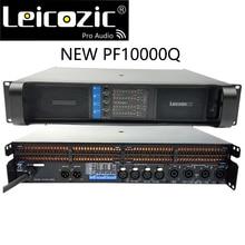 Leicosic 2500 Вт 10000q 4-канальный усилитель мощности класса td линейный массив усилителей аудио Профессиональный Сценический усилитель dj оборудование