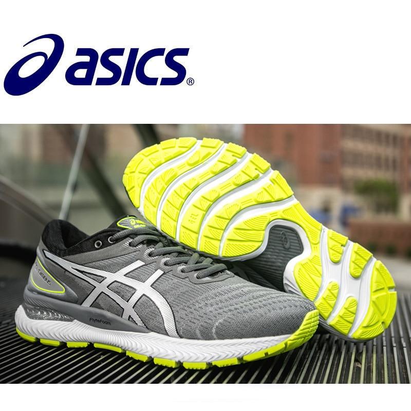 Gel Nimbus 22-Zapatillas deportivas transpirables para Hombre y calzado deportivo Original párr...