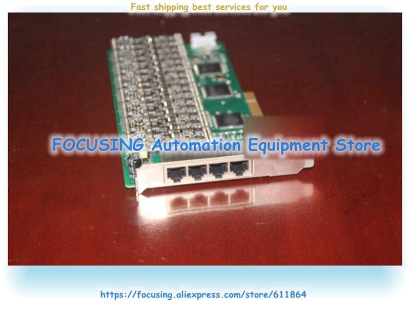 صوت بطاقة FI3516A 16-طريقة الداخلية خط صوت بطاقة QX32053Z-12