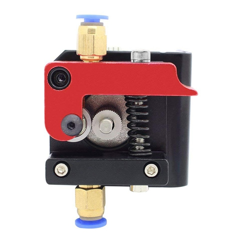 Sağ el Mk8 uzaktan ekstruder aksesuarları 1.75mm/3mm Filament tüm Metal uzaktan ekstruder çerçevesi blok Reprap 3D yazıcı Kosse