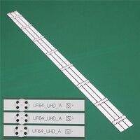850mm LED Bands For LG 43UH6200 43UH6207 43UH6209 43UH620V LED Bars Backlight Strip Line Ruler Direct 43inch UHD 1Bar 24EA Type