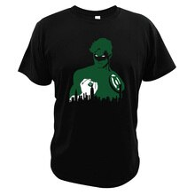 Camiseta de Linterna Verde Alan Scott I Protect This City Crew cuello Camiseta Digital imprimir Tops DC Comics Camiseta de superhéroe