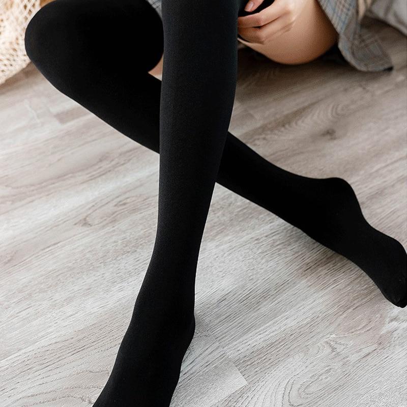1Pair Mini Women Girls Fashion School Student Socks Spring Summer Opaque Over Knee Thigh High Elasti