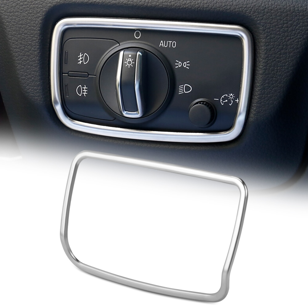 Accesorios para coches, accesorios para coches, accesorios de acero inoxidable A3 8V