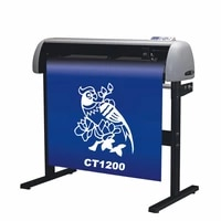 digital vinyl sticker film cutting plotter with support for advertising interior decoration from 630 1200mm