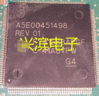 IC 100% شحن مجاني جديد A5E00451498 F741583APGF QFP