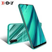 XGODY 6.53 Inch 3G Mobile Phone Android 9.0 Celular Waterdrop Screen Smartphone 2GB + 16GB MTK6580 Quad Core Dual SIM 5MP Camera