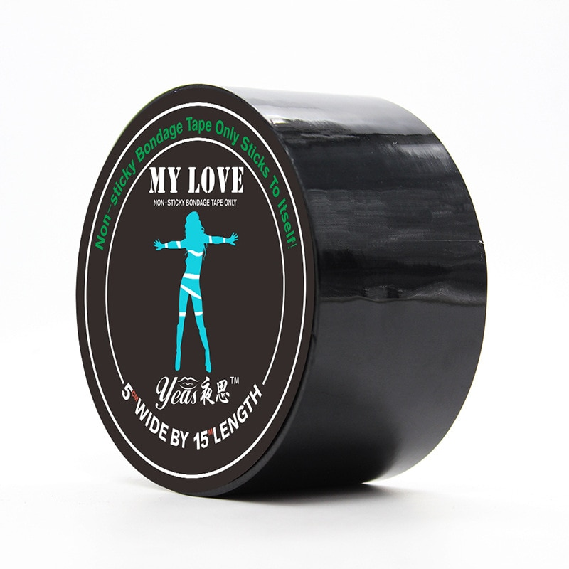 15M cinta electrostática no adhesiva SM cinta de sujeción sexual BDSM juguetes sexuales accesorios eróticos para parejas bdsm set de bondage