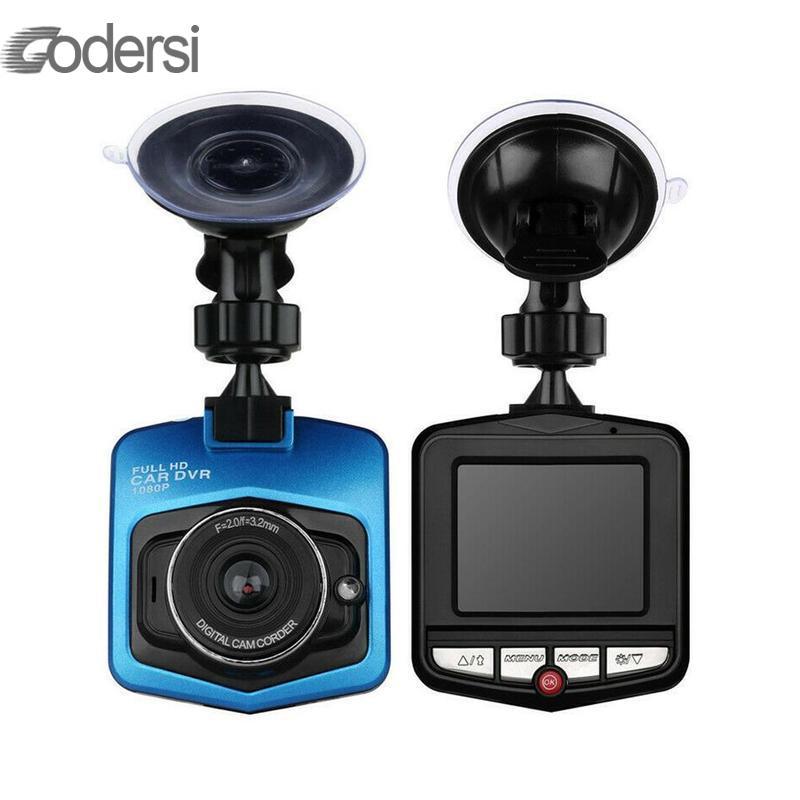 2019 original a1 mini carro dvr câmera dashcam completo hd 1080 p registrador de vídeo g-sensor visão noturna traço cam sem tf