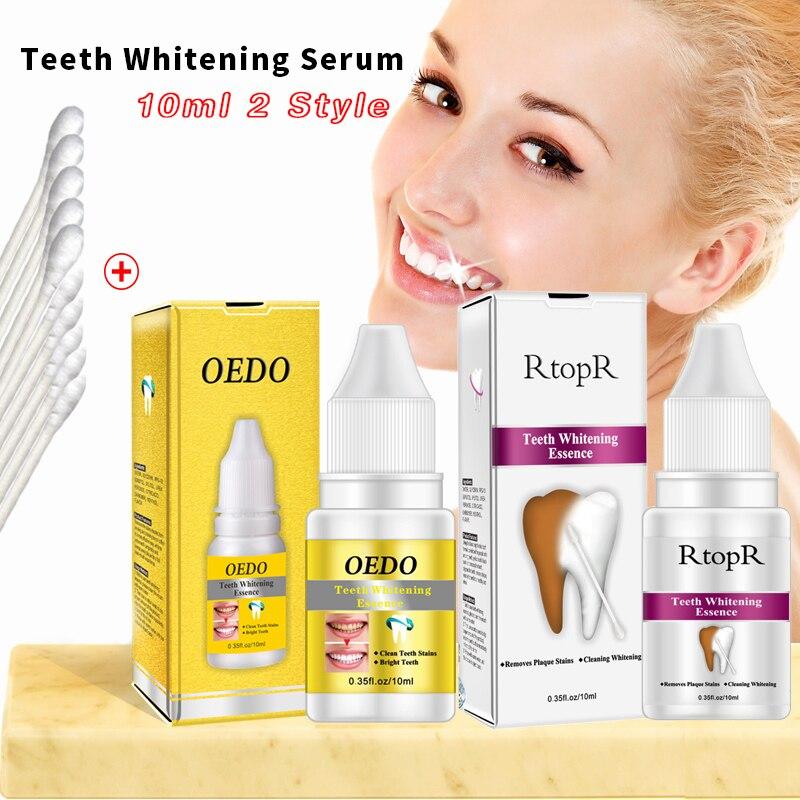 Лидер продаж, сыворотка для отбеливания зубов, гигиена полости рта, очищающая эссенция, удаляет пятна от зубного налета, отбеливание желтых ...