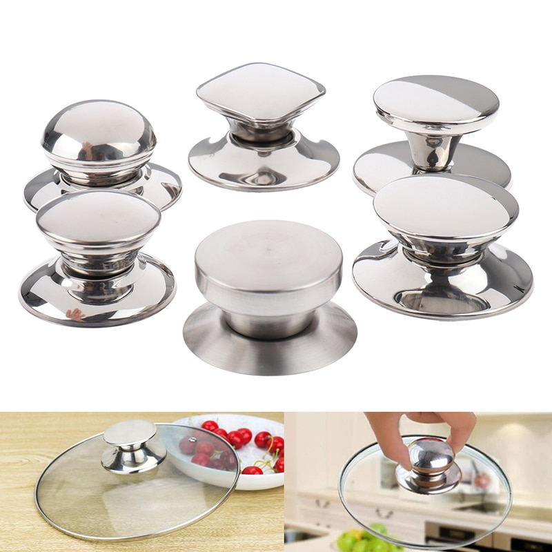 Сменная крышка кастрюли ручка Кастрюля кухонная посуда кухонные принадлежности