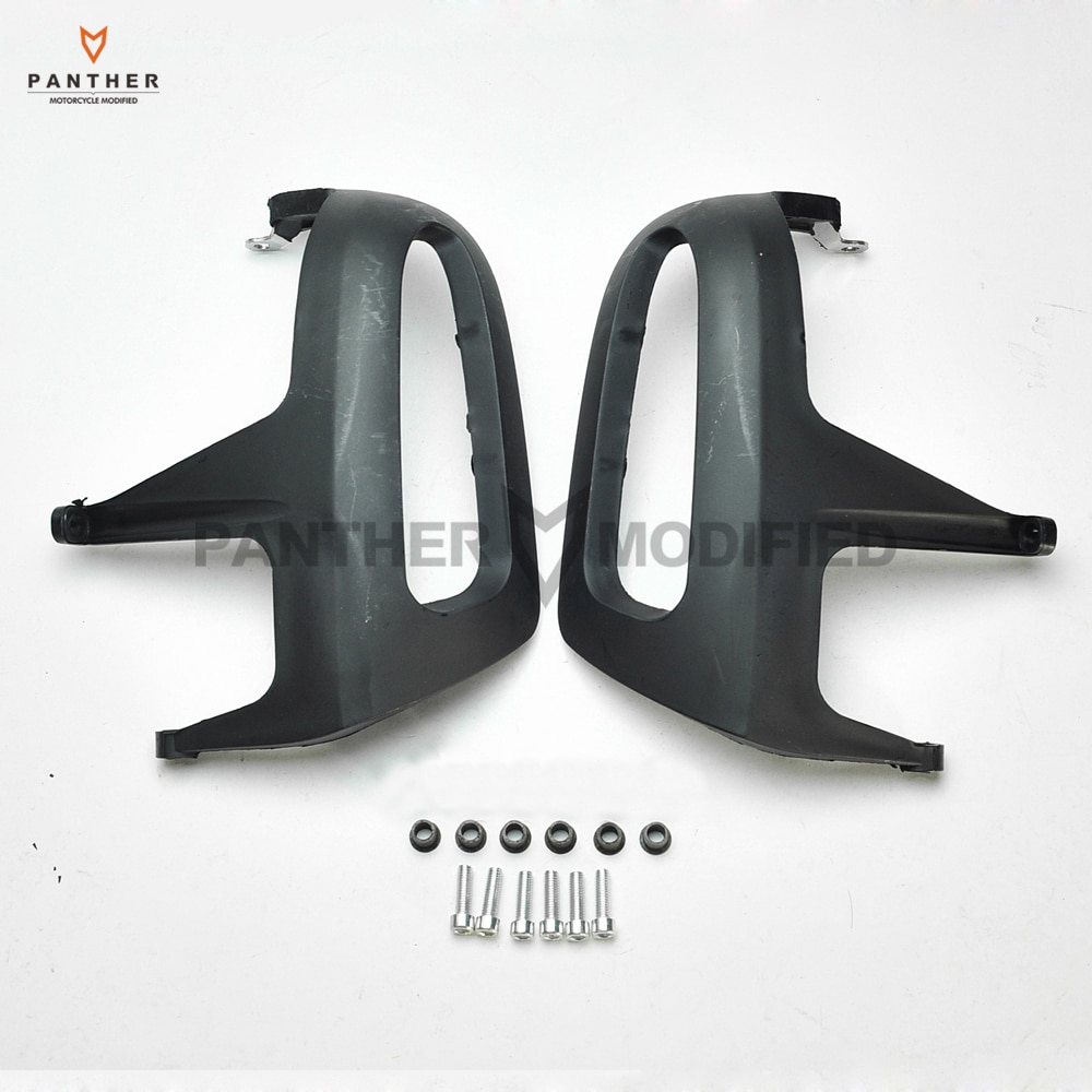 1 Pair Black Motorcycle Engine Protector Guard For BMW R850R R 850R 1996-2006 R850GS 1999-2001 R1100R R1150R R1150RS R1150RT