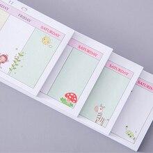 1 paquet/lot longue semaine Plan N fois poste collant poste mémo calendrier planificateur autocollants école bureau Papelaria approvisionnement
