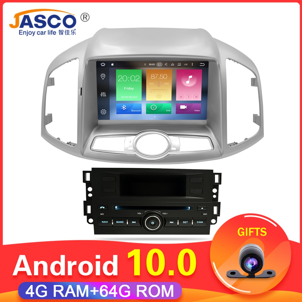 11.11 4G Ram Android 10.0 Auto Dvd Stereo Voor Chevrolet Captiva Epica 2012 2013 2014 Auto Radio Gps Navigatie multimedia Audio