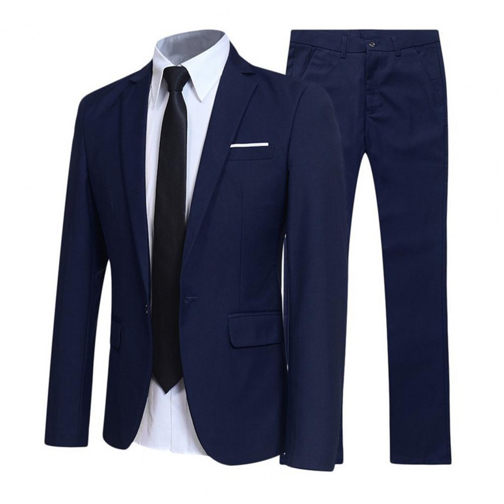 Весна-Осень 2021, мужской костюм, высококачественные деловые блейзеры на заказ, из трех частей/тонкие, большого размера, разноцветные бриджи