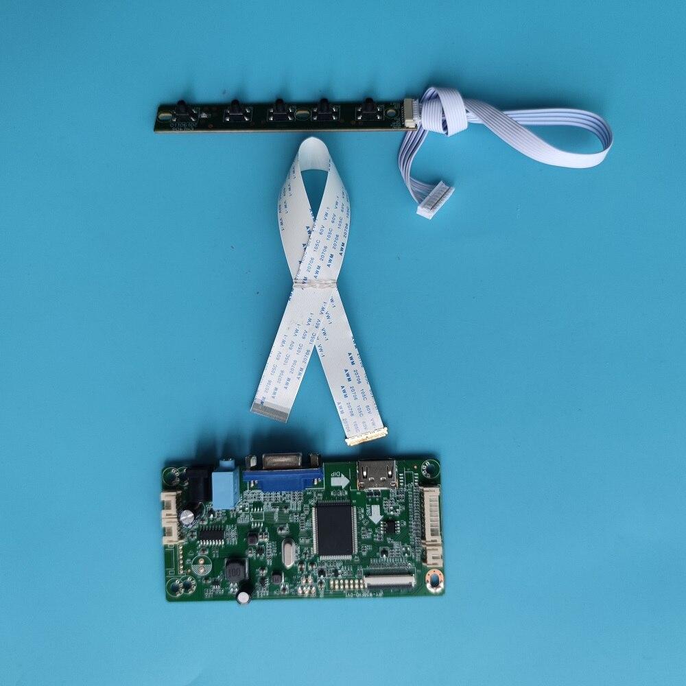 ل LP156WH3-TPTH لتقوم بها بنفسك 30Pin LCD سائق عدة VGA شاشة رصد 15.6