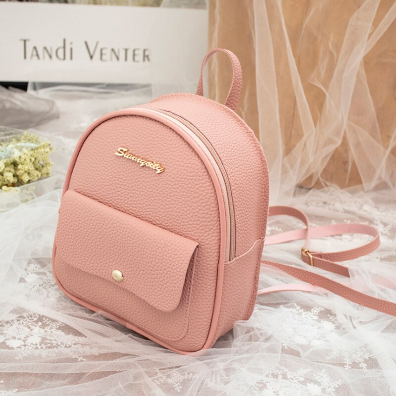 Women Backpacks 2021 New Shoulder crossbody Bags For Girls Multi-purpose Casual Fashion Ladies Small Bagpacks Travel phone Bags