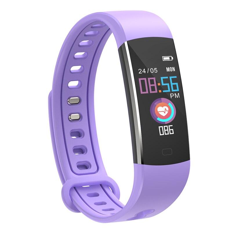 Smart Armband Kinder der Farbe Bildschirm Blutdruck Tracking Armband VS M5 Fitbit