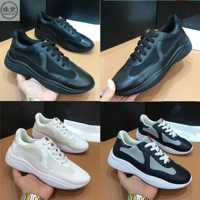 عالية الجودة ماركة فاخرة موضة أحذية رياضية كاجوال نسيج تنفس أحذية رياضية للرجال وحركة حقيقية أحذية من الجلد