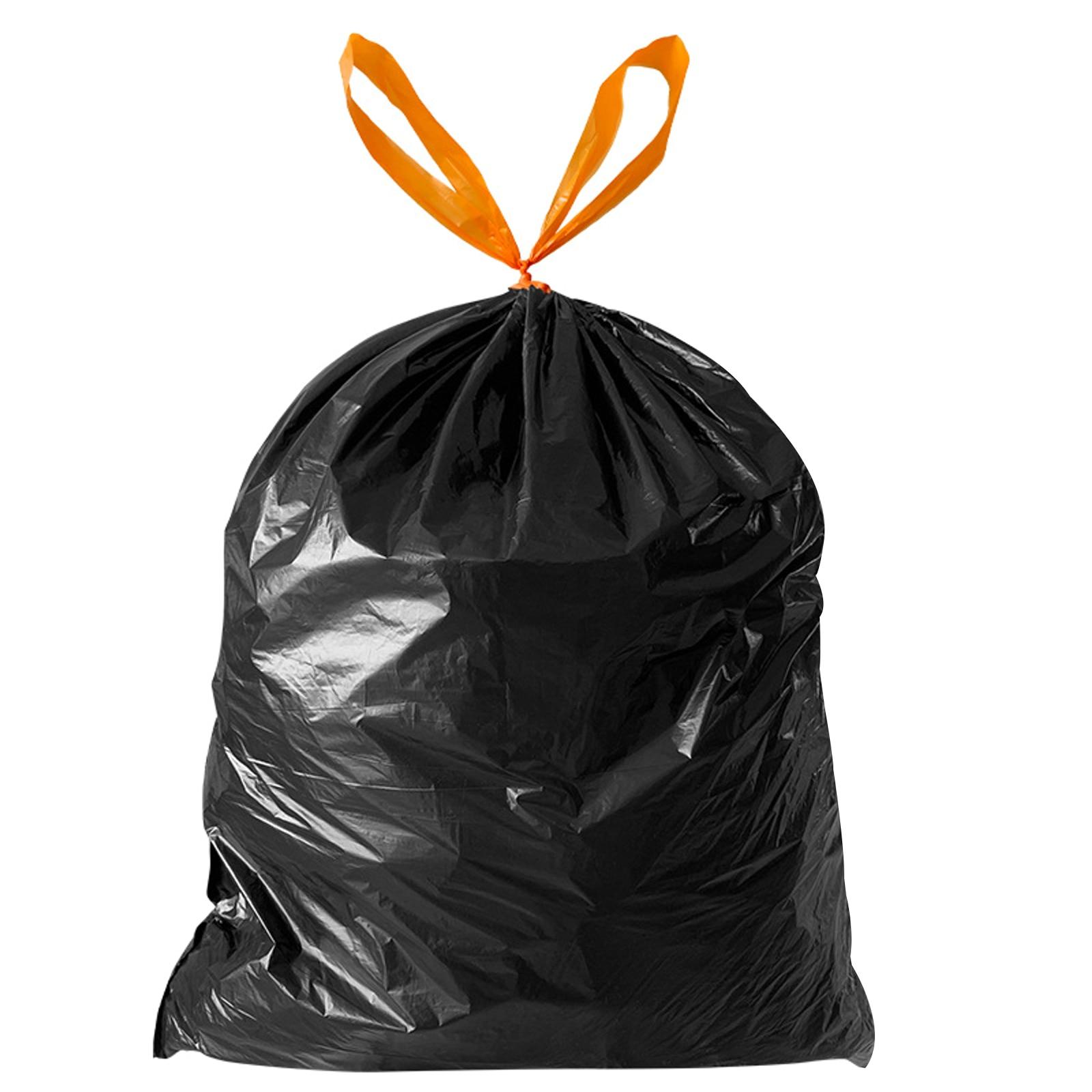 60 шт., одноразовые мешки для мусора, для дома, гостиницы, офиса