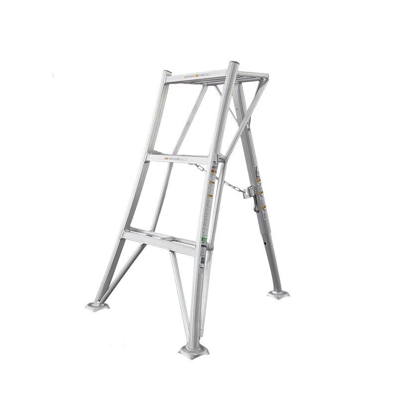 Hasegawa practical step ladder Aluminum Professional garden triangle ladder Orchard Picking tools Folding lightweight