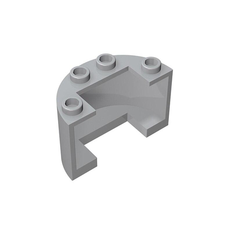 Buildin Block Toy diy moc Assemble Parts 2x4x2 Bricks Parts Educational Creative Gift Children Toys free shipping