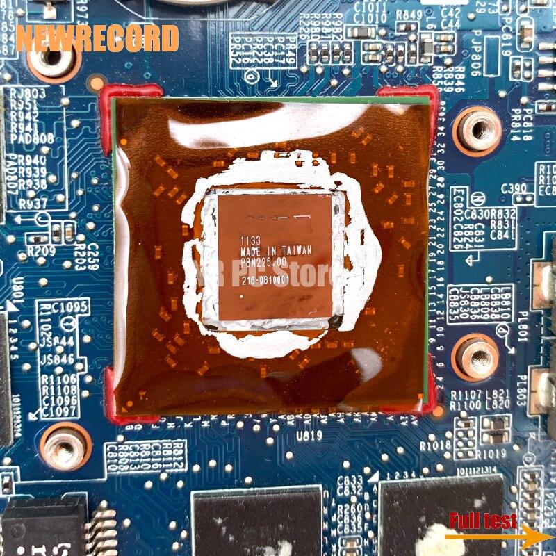 Купить с кэшбэком NEWRECORD 665343-001 705188-001 For Hp pavilion DV6 DV6-6000 Laptop Motherboard HM65 DDR3 HD6770M Video card 1GB
