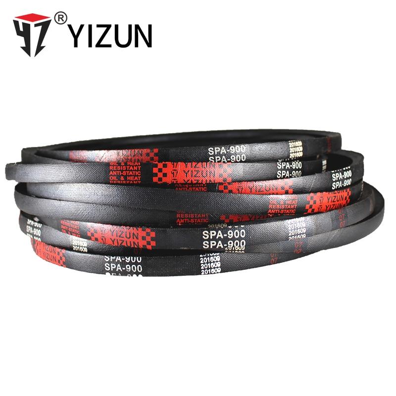 YIZUN SPA Тип SPA3382 ~ 4865 мм, жесткий провод, резиновый диск, длина, обхват, промышленная трансмиссия, сельскохозяйственная техника, V-ремень