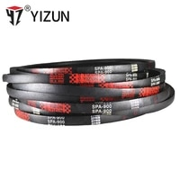 yizun spa type spa33824865mm hard wire rubber drive pitch length girth industrial transmission agricultural machinery v belt
