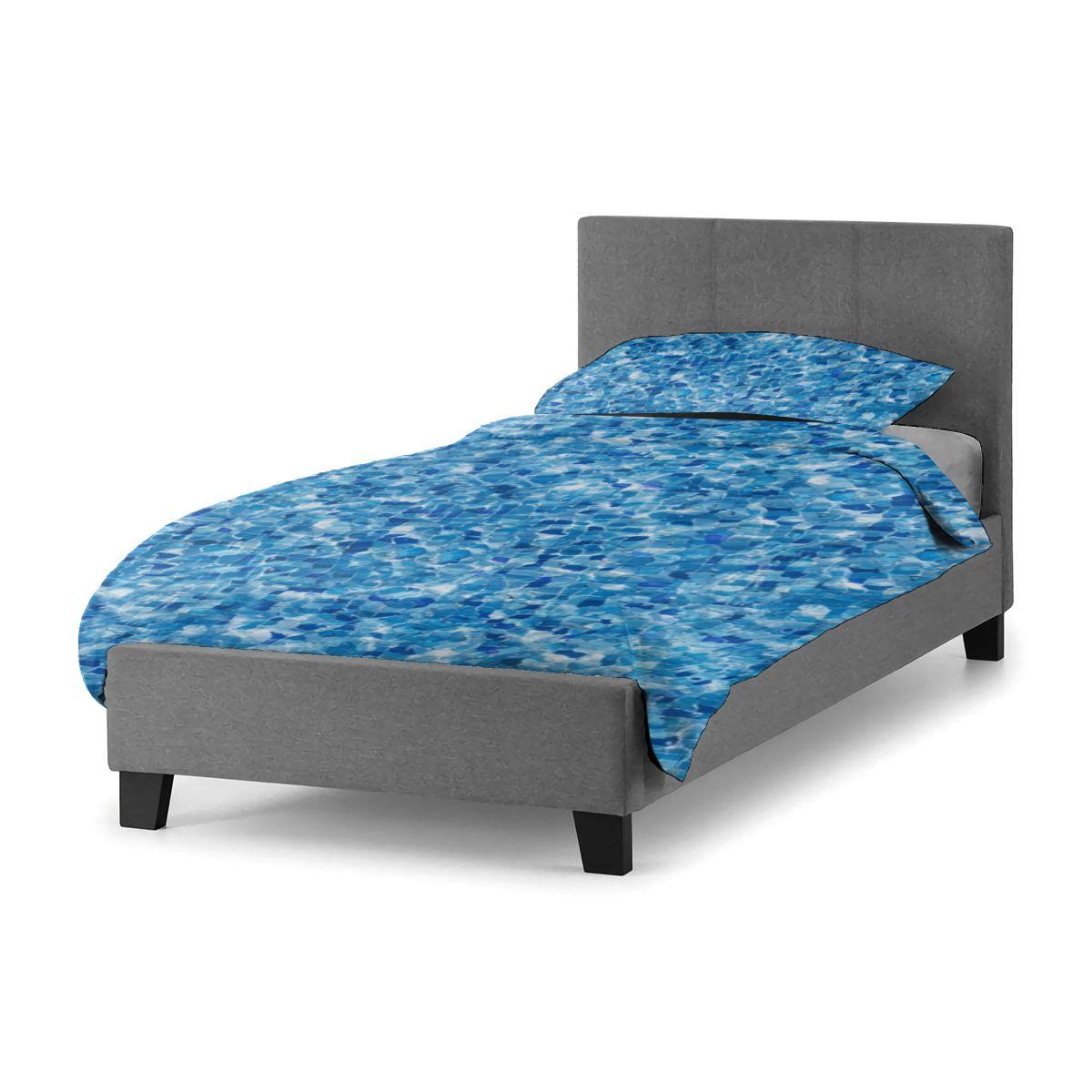 طقم سرير كريستال شتاء المراهقين أغطية سرير غطاء بالجملة Kawaii ورقة مجموعة