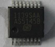 100% novo & original AS5145B-HSST ssop16 ams