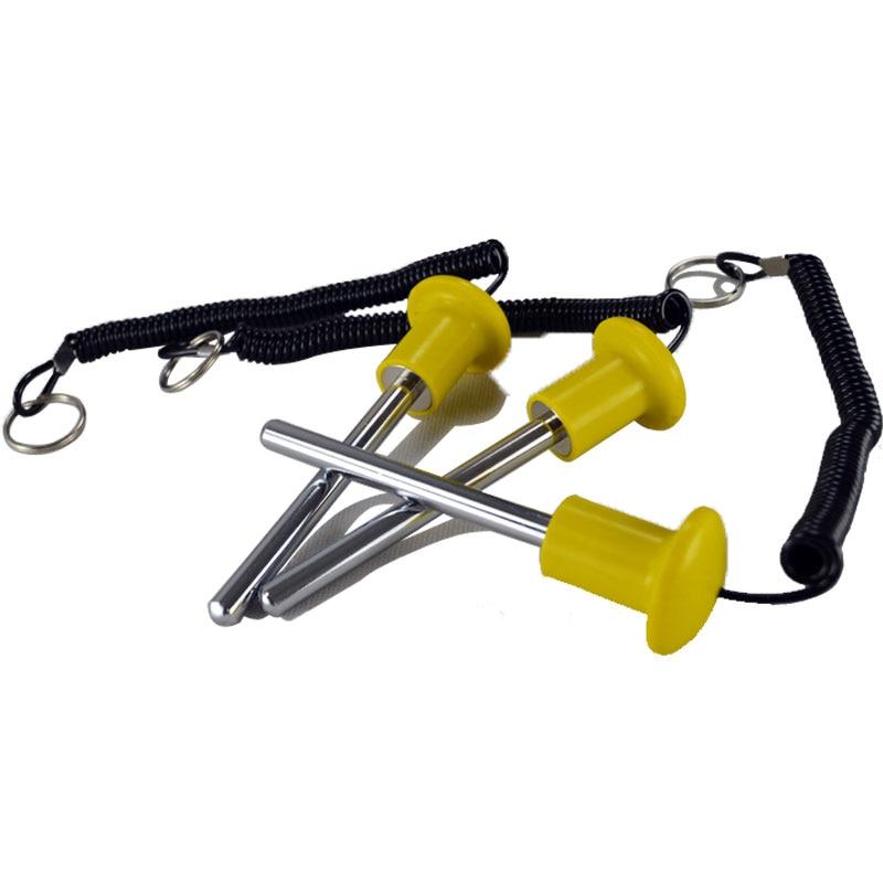 Магнитные болты для оборудование для фитнеса ременной линии, противовес, блокировка, палец, защелка, тяговый штифт, силовые тренировочные б...