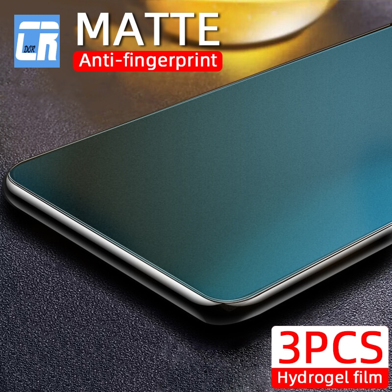3pcs Screen Protector Hydrogel Film For Huawei P40 P30 P20 Lite Mate 40 20 Pro Protective Huawei Nova 7 8 SE P Smart Not Glass
