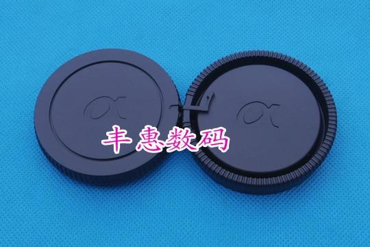 Tapa de lente trasera/cubierta + Cuerpo de Cámara tapa para sony ALPHA...