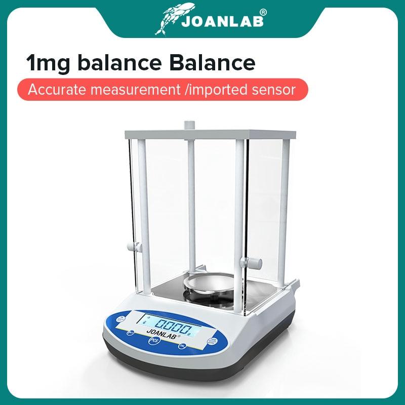 Digital Analytical Balance Laboratory Scales Microbalance Electronic Precision Balance Scale 200g 300g Range 0.001g Resolution