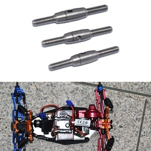 Positive and Negative Teeth Rod, Front Steering Rod for LOSI 1/18 Mini-T 2.0 2WD