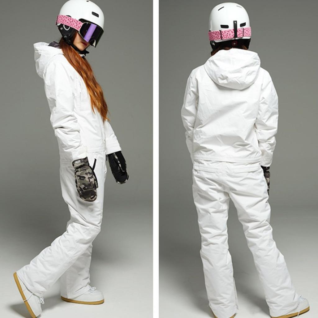 للجنسين Snowsuits يندبروف الرجال النساء تزلج الدعاوى حللا الشتاء في الهواء الطلق للثلج الرياضية XS-XXL