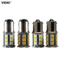 super 4w led car light p21w 1156 ba15s 1157 bay15d p215w canbus 12v 24v auto turn signal lights truck brake backup bulb lamp
