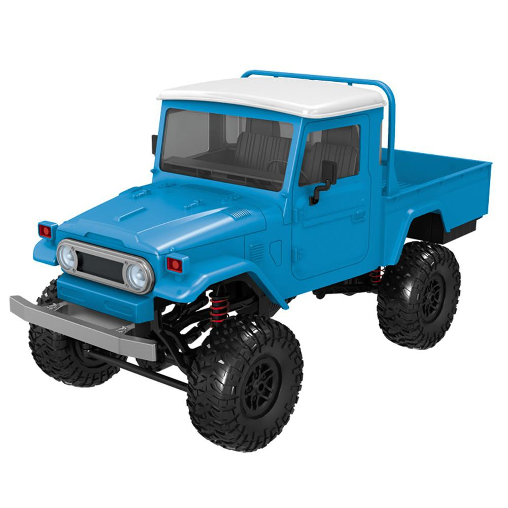 Rccity MN модель MN45 комплект 1/12 2,4G 4WD RC автомобиль без ESC батарея передатчик приемник