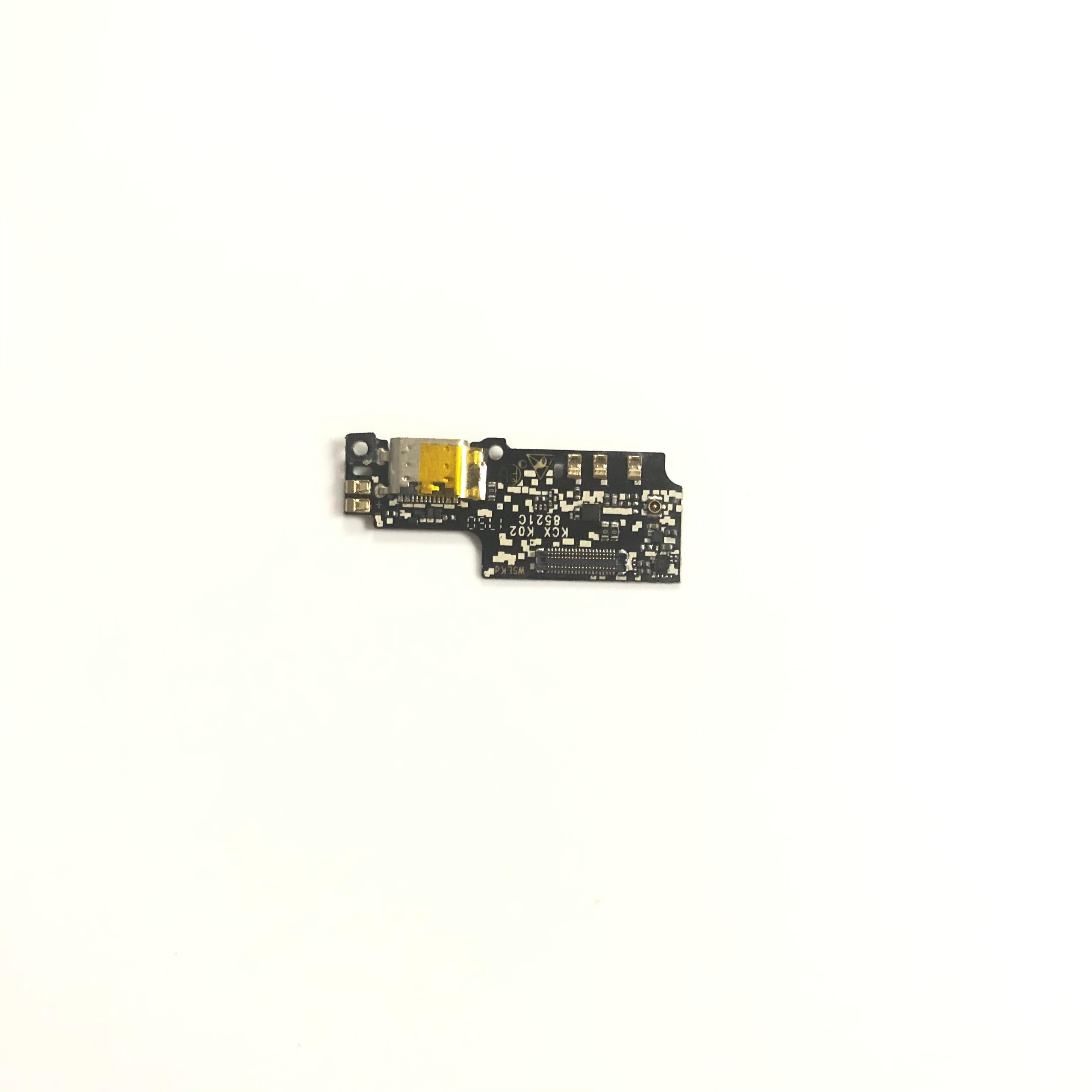 "Tablero de carga de enchufe USB usado para Blackview S8 MT6750T Octa Core 5,7 ""189 HD + pantalla infinita 1440x720 Smartphone"