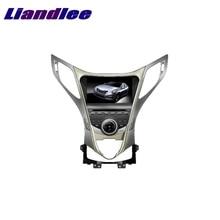 For HYUNDAI AZERA HG ix55 2011~2019 LiisLee Car Multimedia TV DVD GPS Audio Hi-Fi Radio Original Style Navigation Advanced NAVI