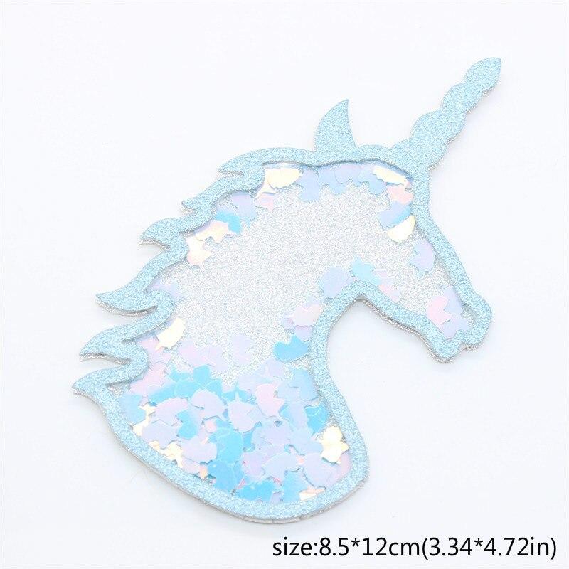 Big Unicorn Shaker Metal Cutting Dies Stencils for DIY Scrapbooking/photo album Decorative Embossing DIY Paper Cards