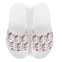 summer cartoon nurse slippers women shoes indoor slippers flip flops bathroom home slippers shoes woman zapatillas de mujer