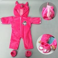 Ropa para muñeca de 43cm, conjunto de abrigo de invierno para muñeca bebé recién nacida de 17 pulgadas, abrigo con capucha, traje para muñeca