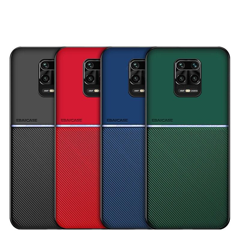Funda de silicona a prueba de golpes para Redmi Note 9S Pro Max para Xiaomi Redmi Note 9 Pro Note K20 K30 8 Pro Mi 9T
