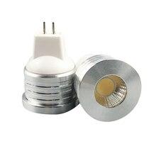 Cob Led Spotlight 1W 3W Led Verlichting E27 GU10 GU5.3 110V 220V MR16 12V Cob led Lamp Warm Wit Koud Wit Lampada Led Lamp