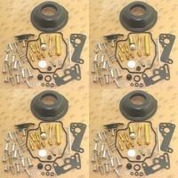 4set for V-MAX 1200 1985-2000 VMAX Motorcycle Carburetor Repair Kit